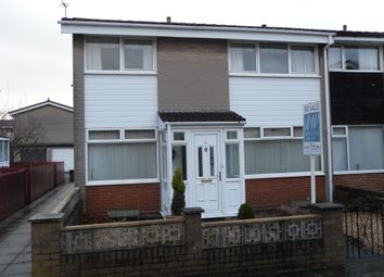 Thumbnail 3 bed semi-detached house to rent in Thornton, Skelmersdale