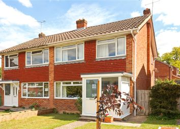 3 bed semi-detached house for sale in Nursery Road, Alresford, Hampshire SO24
