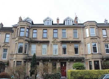 Thumbnail 4 bedroom flat for sale in Broomhill Avenue, Broomhill, Glasgow