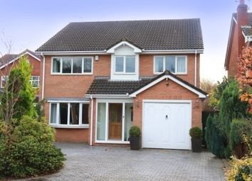 4 bed detached house for sale in Springfield Park, Haydock, St. Helens WA11