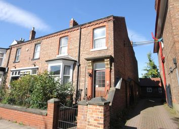 Thumbnail 4 bed semi-detached house for sale in South Parade, Northallerton