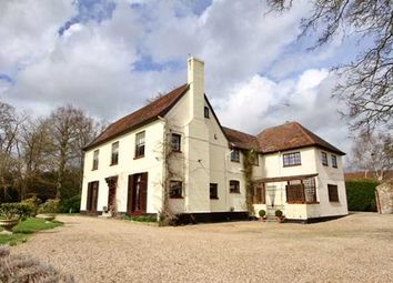 Thumbnail 9 bed detached house for sale in Little Blakenham, Ipswich, Suffolk