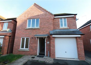 Thumbnail 4 bed detached house to rent in Cheshire Close, Coventry, West Midlands