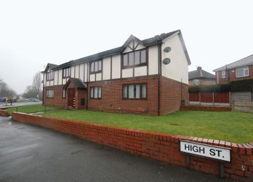 Thumbnail 2 bedroom flat to rent in High Street, Little Lever, Bolton