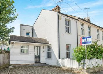 Thumbnail 2 bedroom end terrace house for sale in Waterloo Street, Gravesend, Kent, England