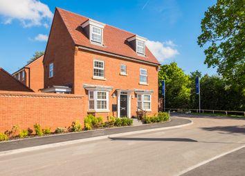 "Thumbnail 4 bedroom detached house for sale in ""Hertford"" at Burnby Lane, Pocklington, York"