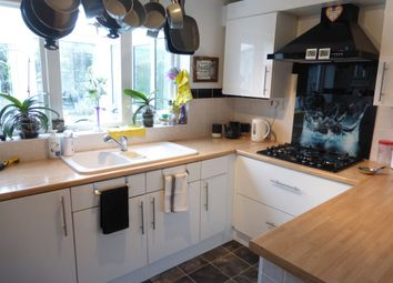 Thumbnail 4 bed terraced house for sale in Middleton Crescent, New Costessey, Norwich