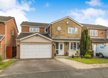 4 bed detached house for sale in Longwood Road, Tingley, Wakefield WF3