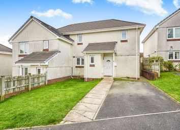 Thumbnail 2 bed semi-detached house for sale in Berry Park, Saltash