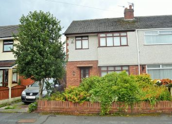 Thumbnail 3 bedroom semi-detached house for sale in Liddell Avenue, Melling, Liverpool