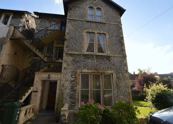 Thumbnail 3 bed flat for sale in Shrubbery Avenue, Hillside, Weston-Super-Mare