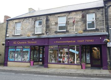 Thumbnail Commercial property for sale in Queen Street, Amble, Morpeth