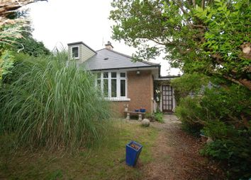 Thumbnail 1 bed bungalow for sale in Chapel Way, Plymouth