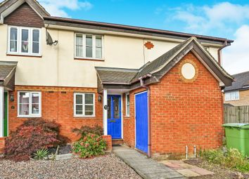 Thumbnail 2 bedroom terraced house for sale in Brunswick Close, Toftwood, Dereham