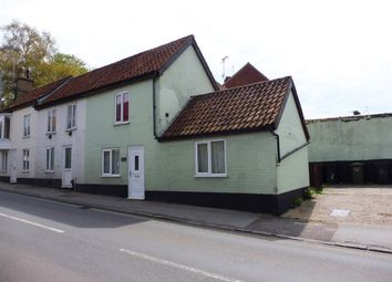 Thumbnail 2 bedroom end terrace house for sale in Swaffham Road, Dereham