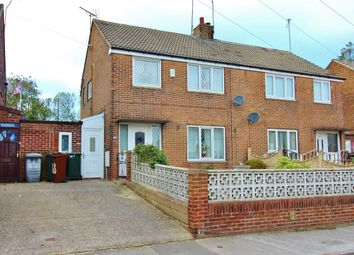 Thumbnail 3 bed semi-detached house for sale in Cover Drive, Darfield, Barnsley