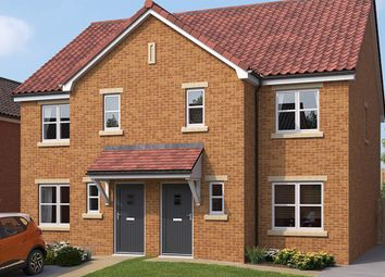 "Thumbnail 3 bedroom property for sale in ""The Helmsley"" at Moor Knoll Lane, East Ardsley, Wakefield"
