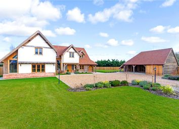 Thumbnail 5 bed detached house for sale in Duddenhoe End, Saffron Walden, Essex