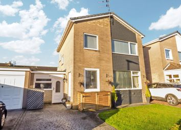 Thumbnail 3 bed detached house for sale in Harnham Grove, Cramlington