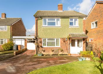 Thumbnail 4 bedroom detached house for sale in St Andrews Way, Oxted, Surrey