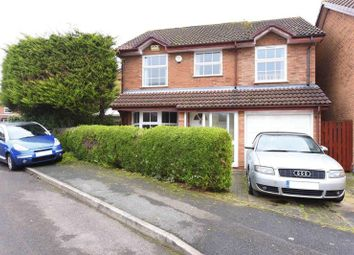Thumbnail 4 bed detached house for sale in Fernhurst Road, Calcot, Reading