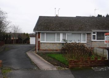 Thumbnail 2 bed semi-detached bungalow to rent in School Grove, Oakengates, Telford
