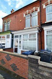 Thumbnail 3 bedroom terraced house to rent in Grange Road, Kings Heath, Birmingham
