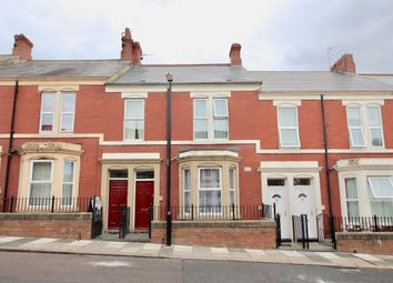 Thumbnail 5 bed terraced house for sale in Hampstead Road, Newcastle Upon Tyne