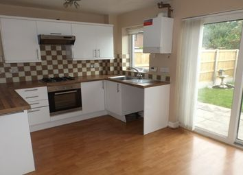 Thumbnail 2 bed terraced house to rent in Morris Close, Penrhyn Bay, Llandudno