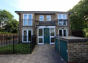 Thumbnail 1 bed flat to rent in Kingswood Terrace, London
