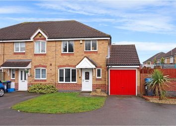 Thumbnail 3 bed semi-detached house for sale in Occupation Lane, Nottingham