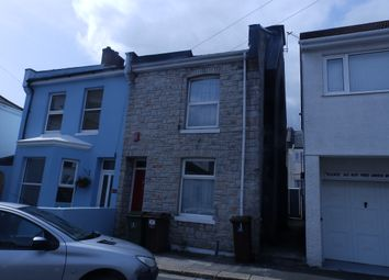 Thumbnail 3 bed semi-detached house to rent in Bromley Place, Stoke, Plymouth