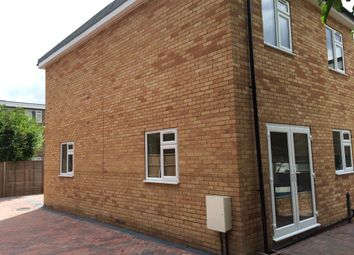 Thumbnail 3 bed detached house to rent in Southend Arterial Road, Gidea Park, Romford