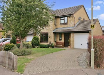 Thumbnail 3 bed detached house for sale in Brinkburn Grove, Banbury
