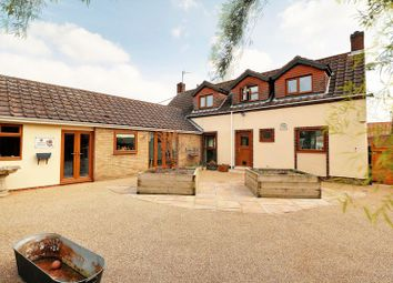 Thumbnail 3 bed detached house for sale in Low Burgage, Winteringham, Scunthorpe