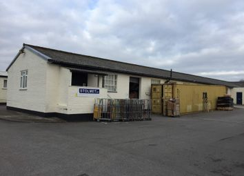 Thumbnail Light industrial to let in Unit L, Bryn Business Centre, Bryn Lane, Wrexham Industrial Estate, Wrexham