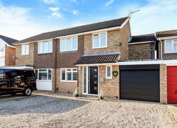 Thumbnail 5 bed semi-detached house for sale in Nash Drive, Abingdon