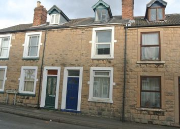 Thumbnail 3 bed terraced house for sale in Charles Street, Mansfield Woodhouse
