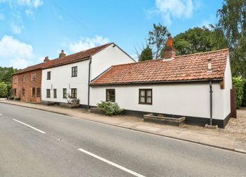 Thumbnail 4 bed semi-detached house for sale in Dereham Road, Whinburgh, Dereham