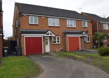 Thumbnail 3 bed semi-detached house to rent in Honeycomb Way, Northfield, Birmingham