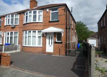 Thumbnail 5 bed semi-detached house to rent in Delaine Road, Withington, Manchester
