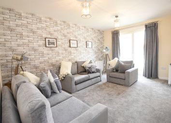 Thumbnail 3 bed semi-detached house for sale in Lapwing Drive, Perth