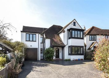 Thumbnail 4 bed detached house for sale in Roebuck Lane, Buckhurst Hill, Essex