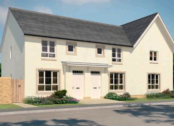 "Thumbnail 2 bed semi-detached house for sale in ""Forbes 2"" at Mugiemoss Road, Bucksburn, Aberdeen"