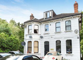 Thumbnail 2 bed flat for sale in Longton Avenue, London