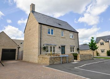 Thumbnail 4 bed detached house for sale in Brambling Mews, South Cerney, Cirencester