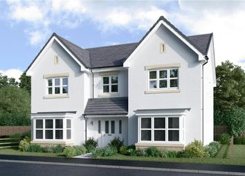 "Thumbnail 5 bed detached house for sale in ""Weir"" at Murieston Road, Murieston, Livingston"