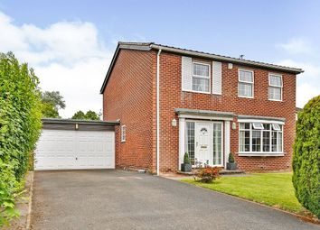 4 bed detached house for sale in Longdean Park, Chester Le Street DH3