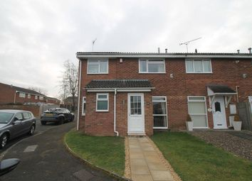 Thumbnail 4 bed end terrace house for sale in Lincoln Close, Tewkesbury