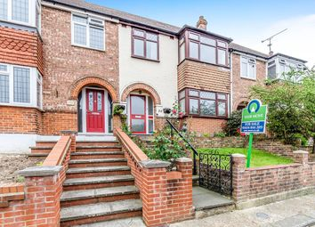 Thumbnail 3 bed terraced house for sale in Grange Way, Rochester